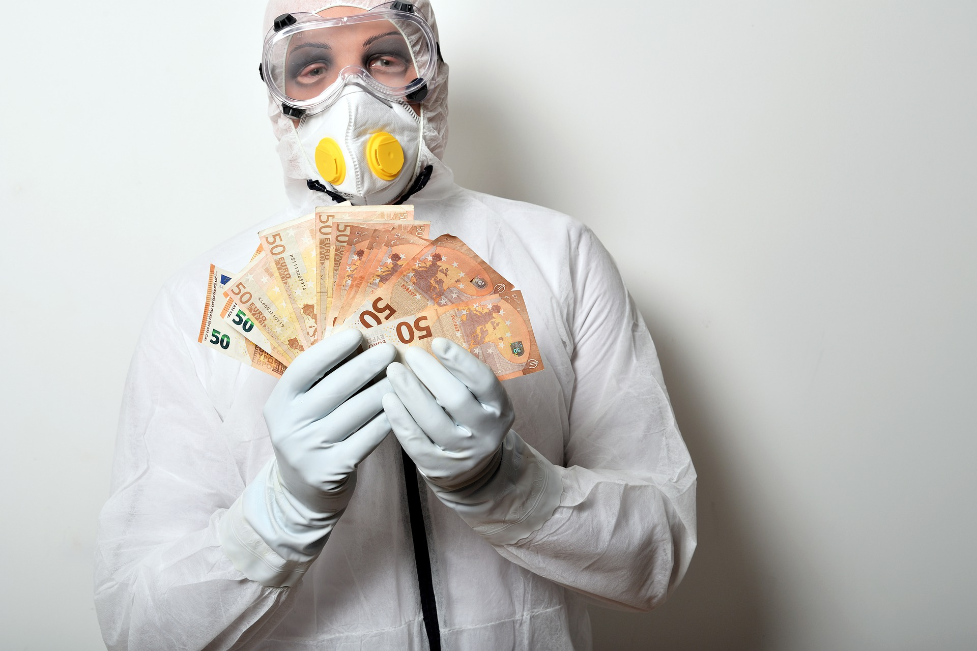 Pandemia korupcja