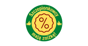 Read more about the article Szczepionkowcy mają zniżkę!