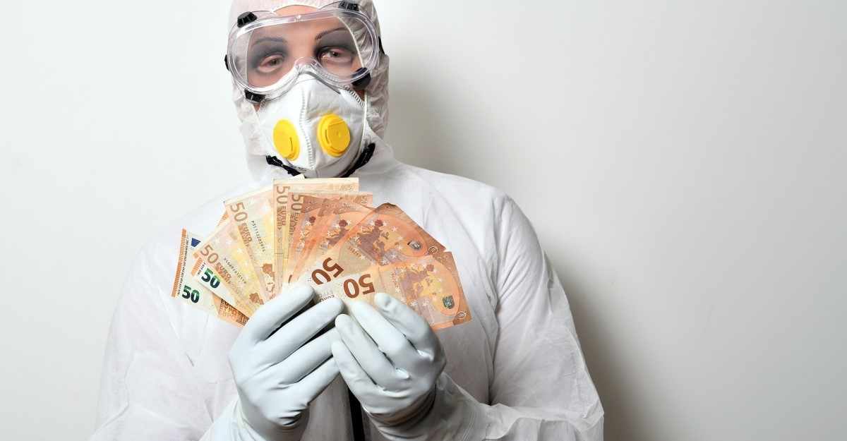 You are currently viewing Nie czas na szampana – korupcja po roku pandemii